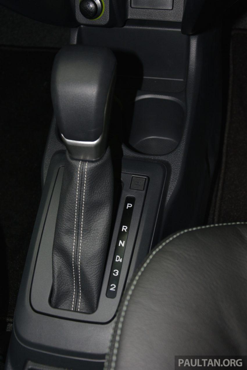PANDU UJI: Perodua Bezza 1.0L dan 1.3L Dual VVT-i baharu – percaturan pertama P2 bagi model sedan Image #518356