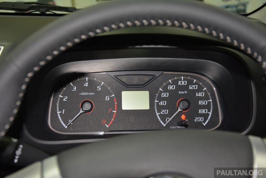 PANDU UJI: Perodua Bezza 1.0L dan 1.3L Dual VVT-i baharu – percaturan pertama P2 bagi model sedan Image #518359