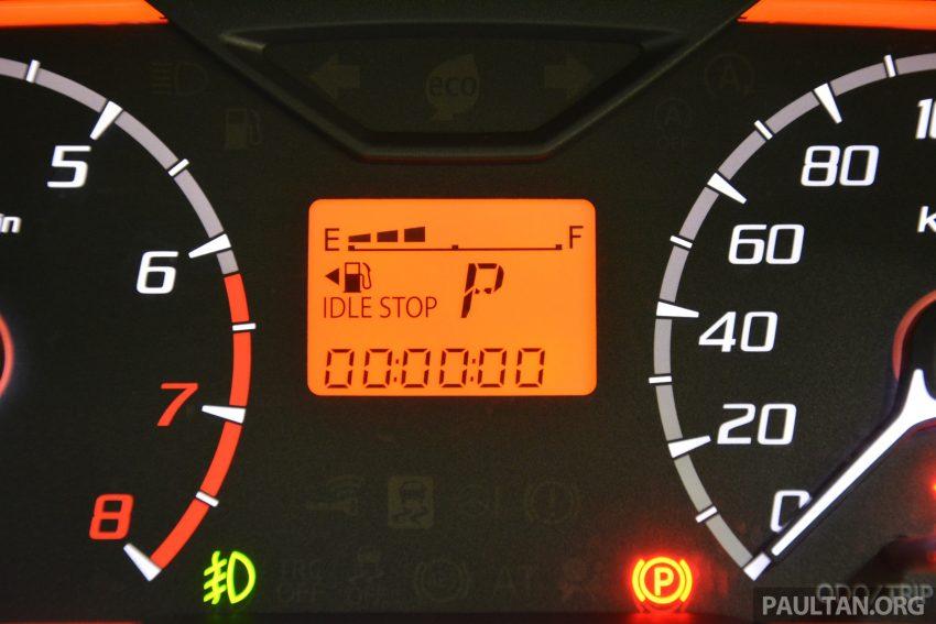 PANDU UJI: Perodua Bezza 1.0L dan 1.3L Dual VVT-i baharu – percaturan pertama P2 bagi model sedan Image #518362
