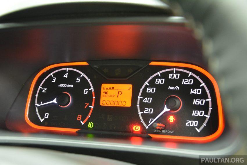 PANDU UJI: Perodua Bezza 1.0L dan 1.3L Dual VVT-i baharu – percaturan pertama P2 bagi model sedan Image #518363