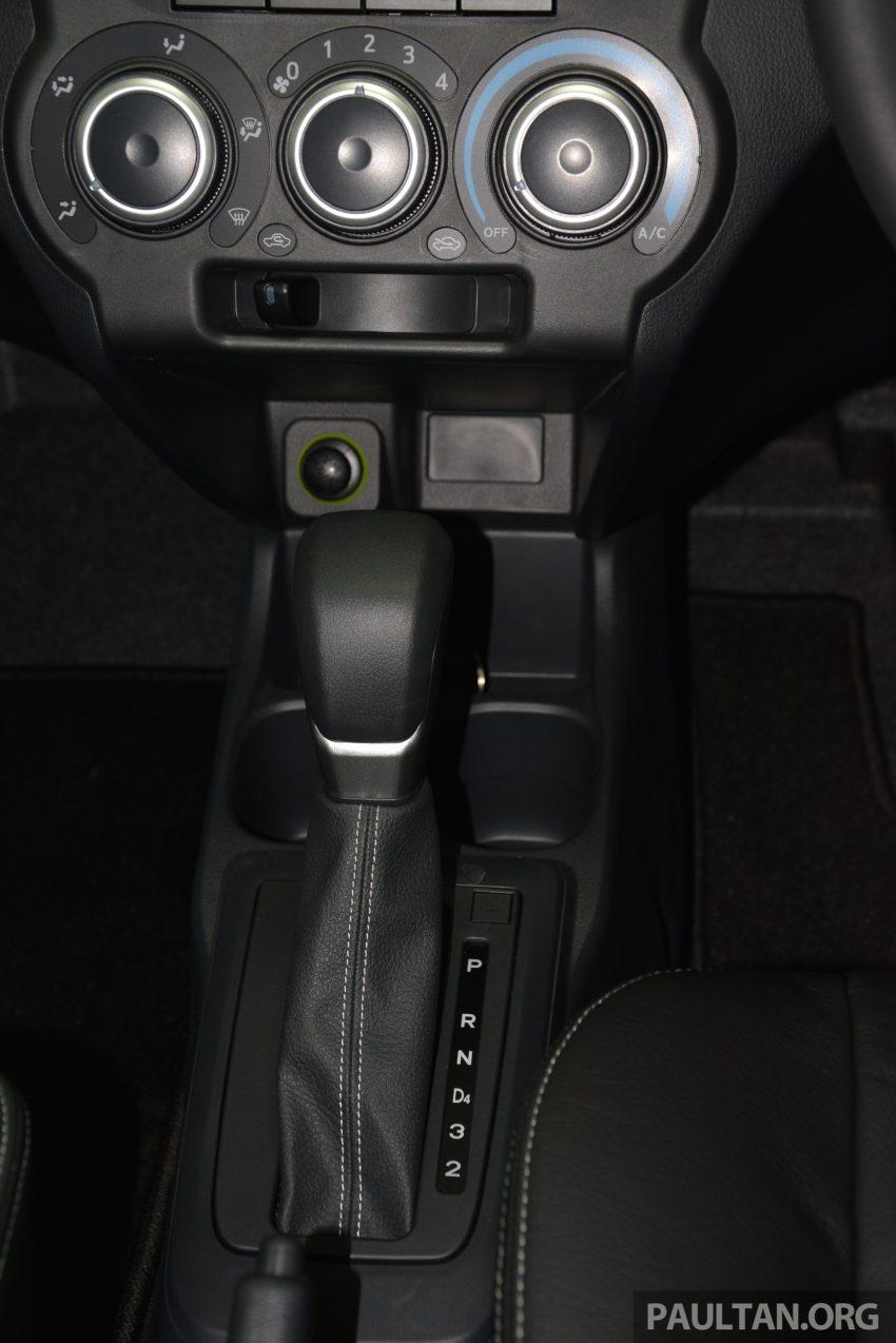 PANDU UJI: Perodua Bezza 1.0L dan 1.3L Dual VVT-i baharu – percaturan pertama P2 bagi model sedan Image #518368