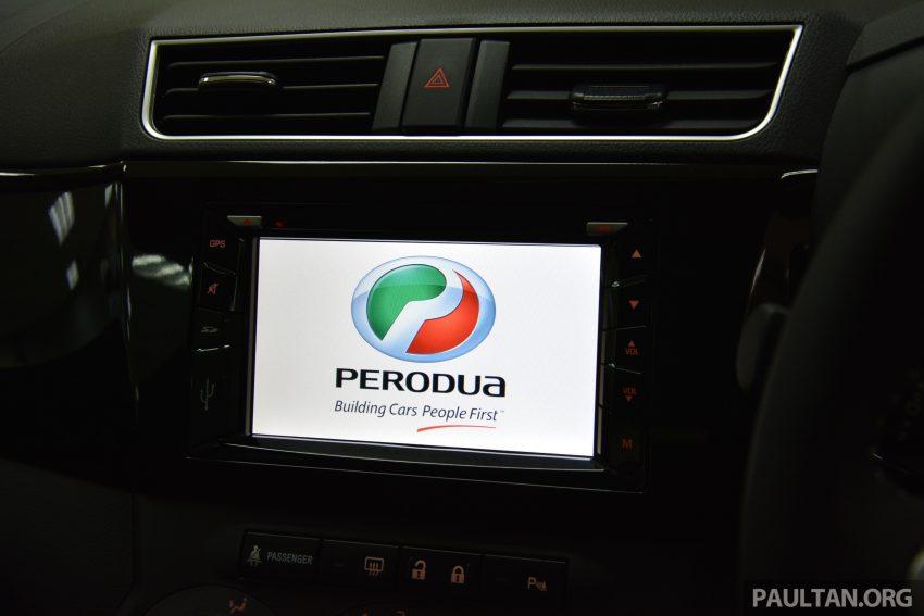 PANDU UJI: Perodua Bezza 1.0L dan 1.3L Dual VVT-i baharu – percaturan pertama P2 bagi model sedan Image #518375