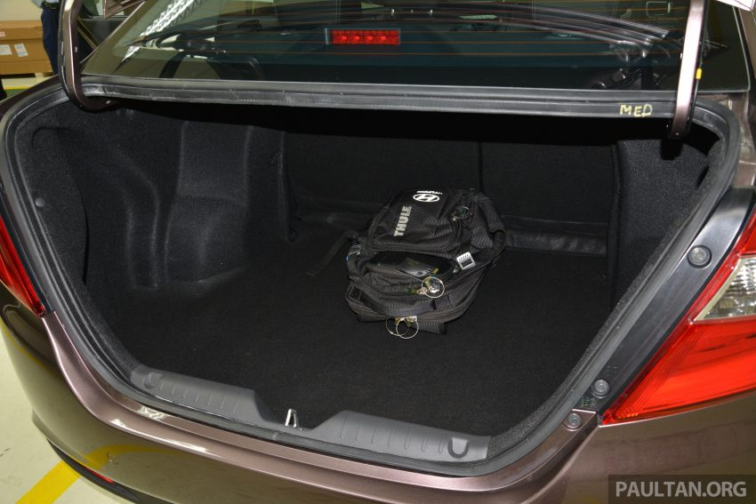 PANDU UJI: Perodua Bezza 1.0L dan 1.3L Dual VVT-i baharu – percaturan pertama P2 bagi model sedan Image #518387