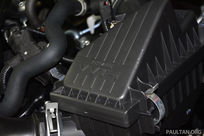 PANDU UJI: Perodua Bezza 1.0L dan 1.3L Dual VVT-i baharu – percaturan pertama P2 bagi model sedan Image #518395