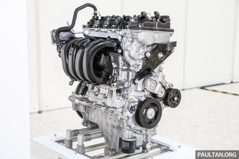 Perodua Bezza Engines 1 0 Litre 1kr Ve Vvt I New 1 3