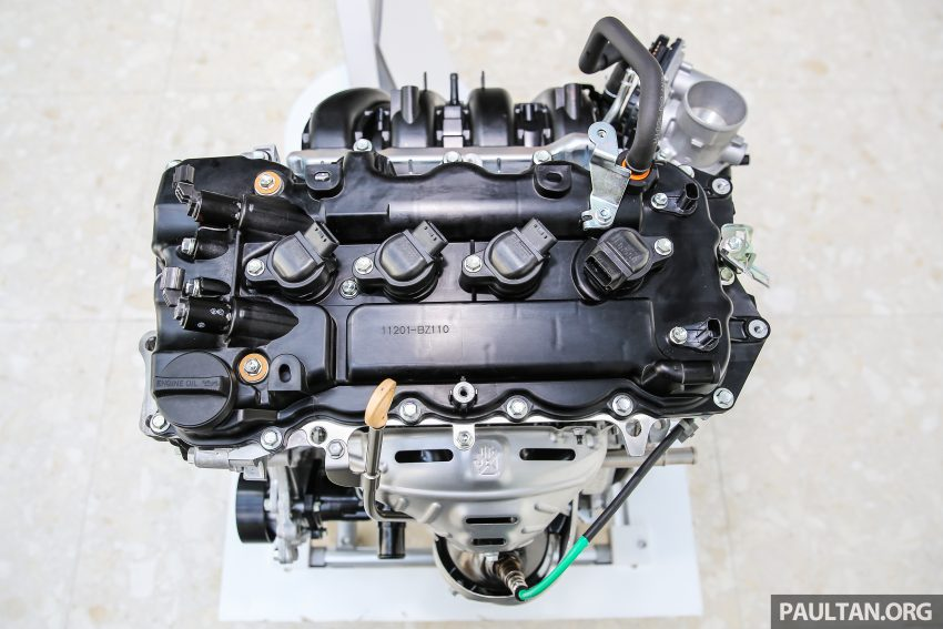 Perodua Bezza engines – 1.0 litre 1KR-VE VVT-i, new 1.3 litre 1NR-VE Dual VVT-i, updated 4-speed auto Image #519757