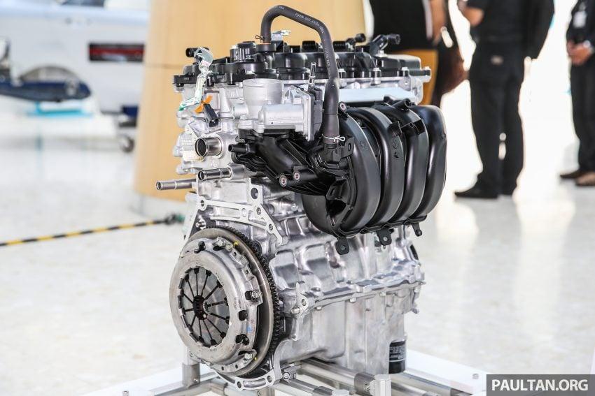 Perodua Bezza – Perincian enjin 1.0L VVT-i, 1.3L Dual VVT-i, transmisi automatik 4-kelajuan dikemaskini Image #519823