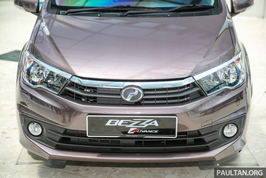 Perodua Bezza officially launched – first ever sedan, 1.0 VVT-i and 1.3 Dual VVT-i, RM37k to RM51k EEV Image #522960