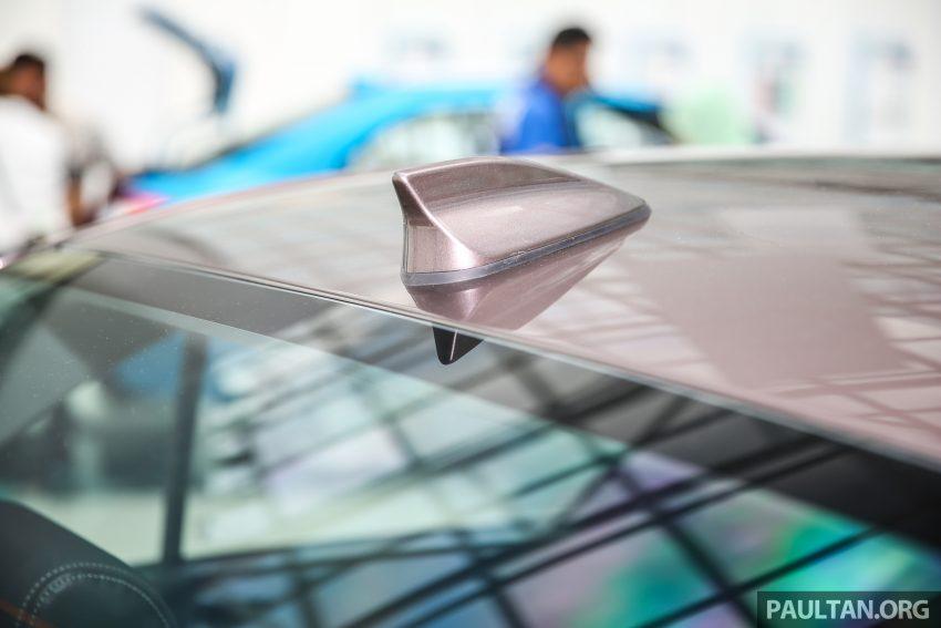 Perodua Bezza – senarai elemen varian demi varian Image #519855