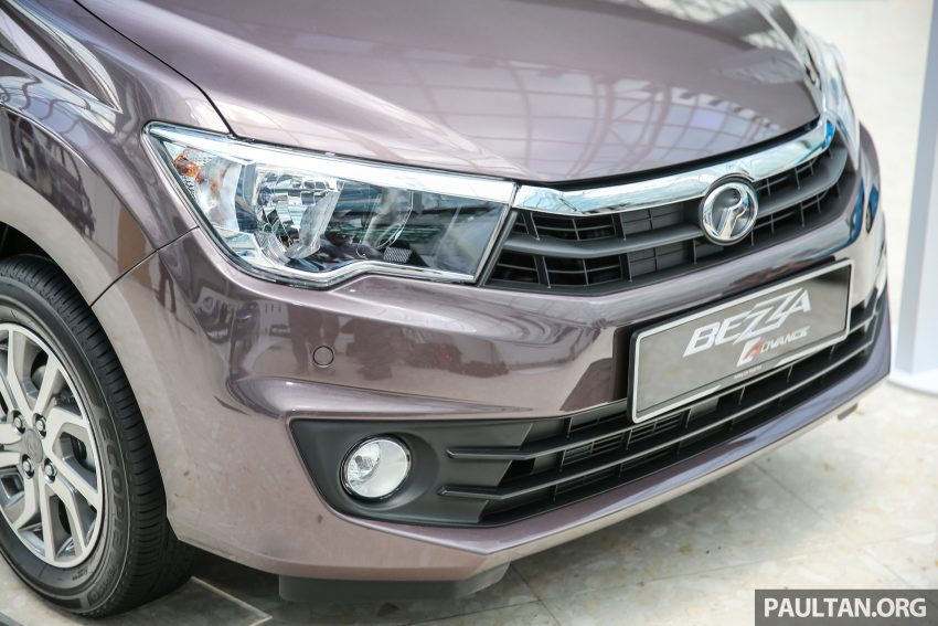 Perodua Bezza officially launched – first ever sedan, 1.0 VVT-i and 1.3 Dual VVT-i, RM37k to RM51k EEV Image #522961