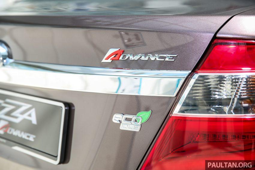 Perodua Bezza dilancarkan, enjin 1.0L VVT-i dan 1.3L Dual VVT-i, harga bermula dari RM37K hingga RM51K Image #522609