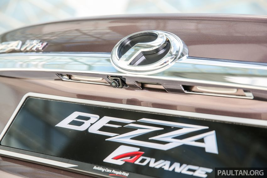 Perodua Bezza officially launched – first ever sedan, 1.0 VVT-i and 1.3 Dual VVT-i, RM37k to RM51k EEV Image #522980