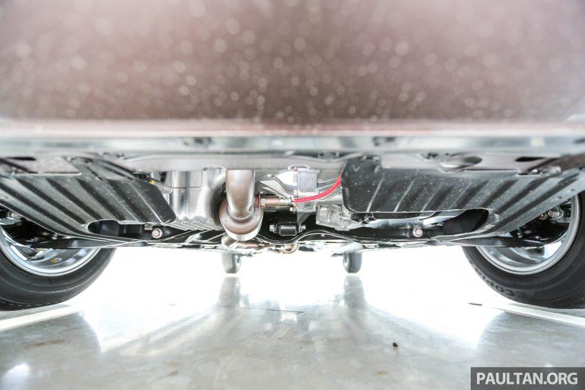 Perodua Bezza – senarai elemen varian demi varian Image #519864