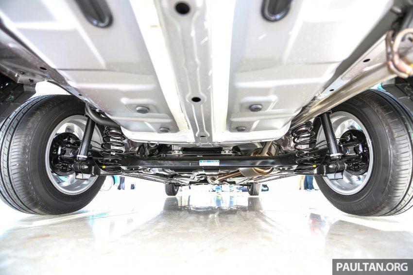 Perodua Bezza dilancarkan, enjin 1.0L VVT-i dan 1.3L Dual VVT-i, harga bermula dari RM37K hingga RM51K Image #522612