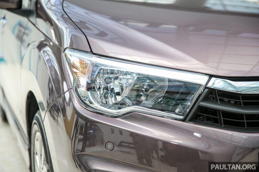 Perodua Bezza dilancarkan, enjin 1.0L VVT-i dan 1.3L Dual VVT-i, harga bermula dari RM37K hingga RM51K Image #522592