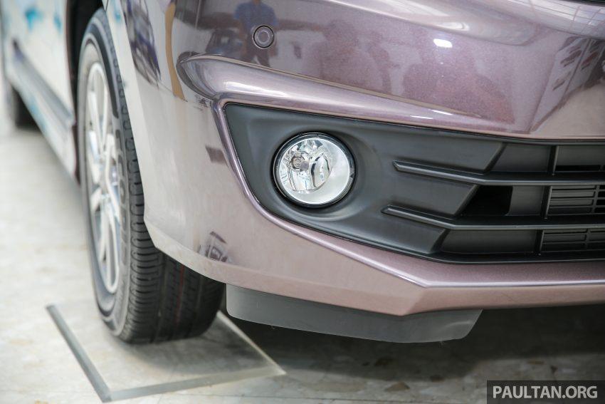 Perodua Bezza dilancarkan, enjin 1.0L VVT-i dan 1.3L Dual VVT-i, harga bermula dari RM37K hingga RM51K Image #522595