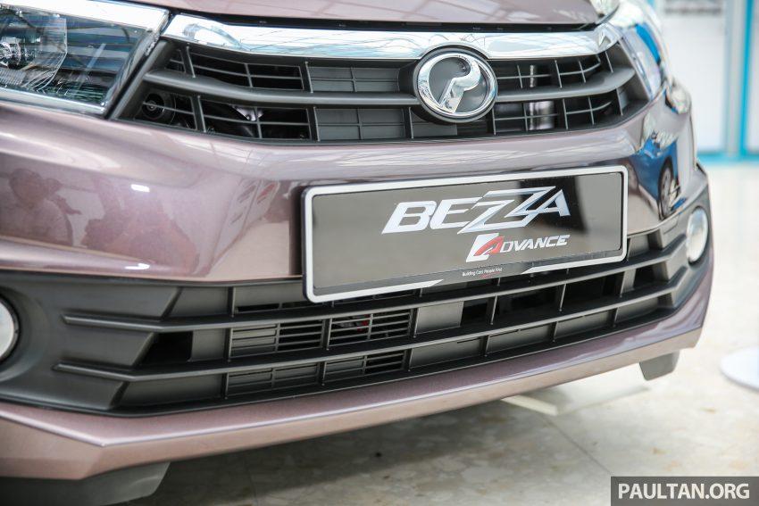 Perodua Bezza dilancarkan, enjin 1.0L VVT-i dan 1.3L Dual VVT-i, harga bermula dari RM37K hingga RM51K Image #522596