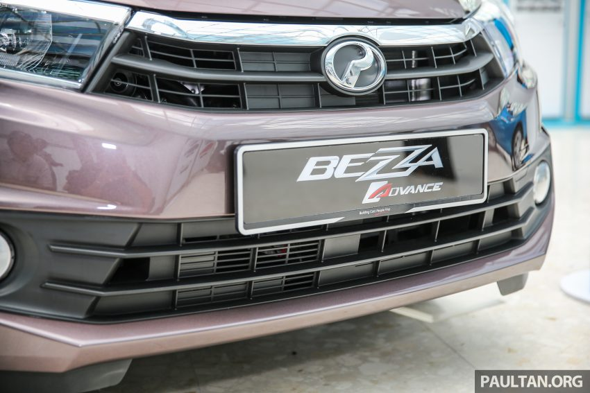 Perodua Bezza officially launched – first ever sedan, 1.0 VVT-i and 1.3 Dual VVT-i, RM37k to RM51k EEV Image #522966