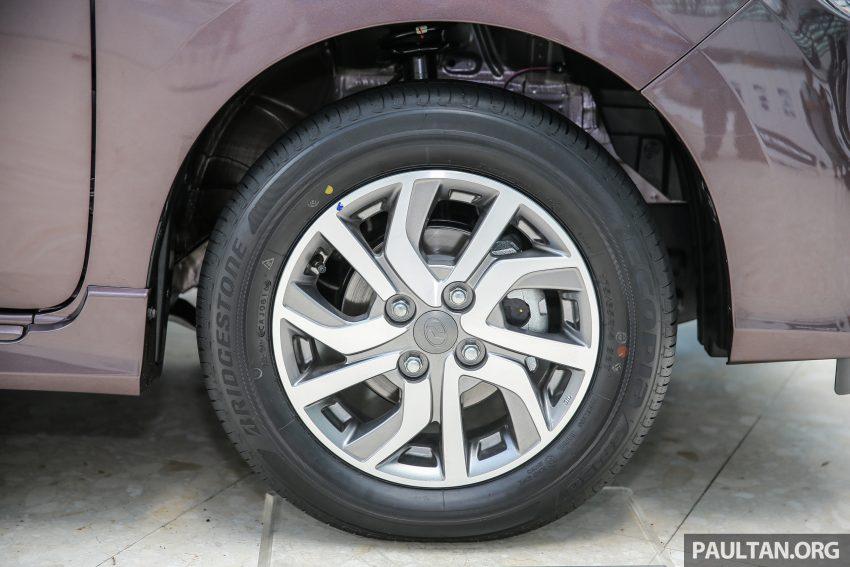 Perodua Bezza dilancarkan, enjin 1.0L VVT-i dan 1.3L Dual VVT-i, harga bermula dari RM37K hingga RM51K Image #522597
