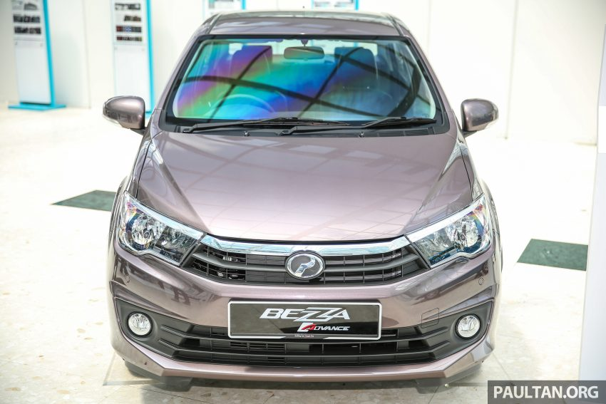 Perodua Bezza officially launched – first ever sedan, 1.0 VVT-i and 1.3 Dual VVT-i, RM37k to RM51k EEV Image #522986