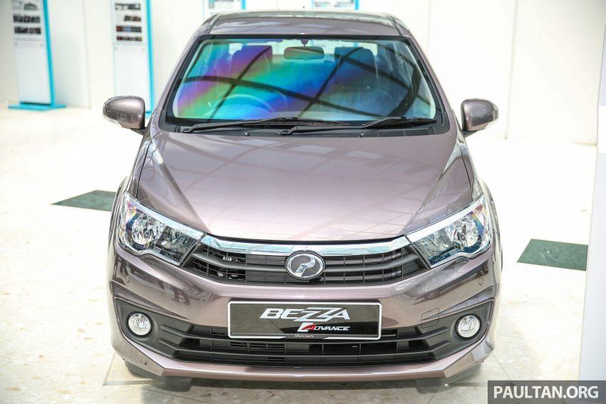 Perodua Bezza dilancarkan, enjin 1.0L VVT-i dan 1.3L Dual VVT-i, harga bermula dari RM37K hingga RM51K Image #522616