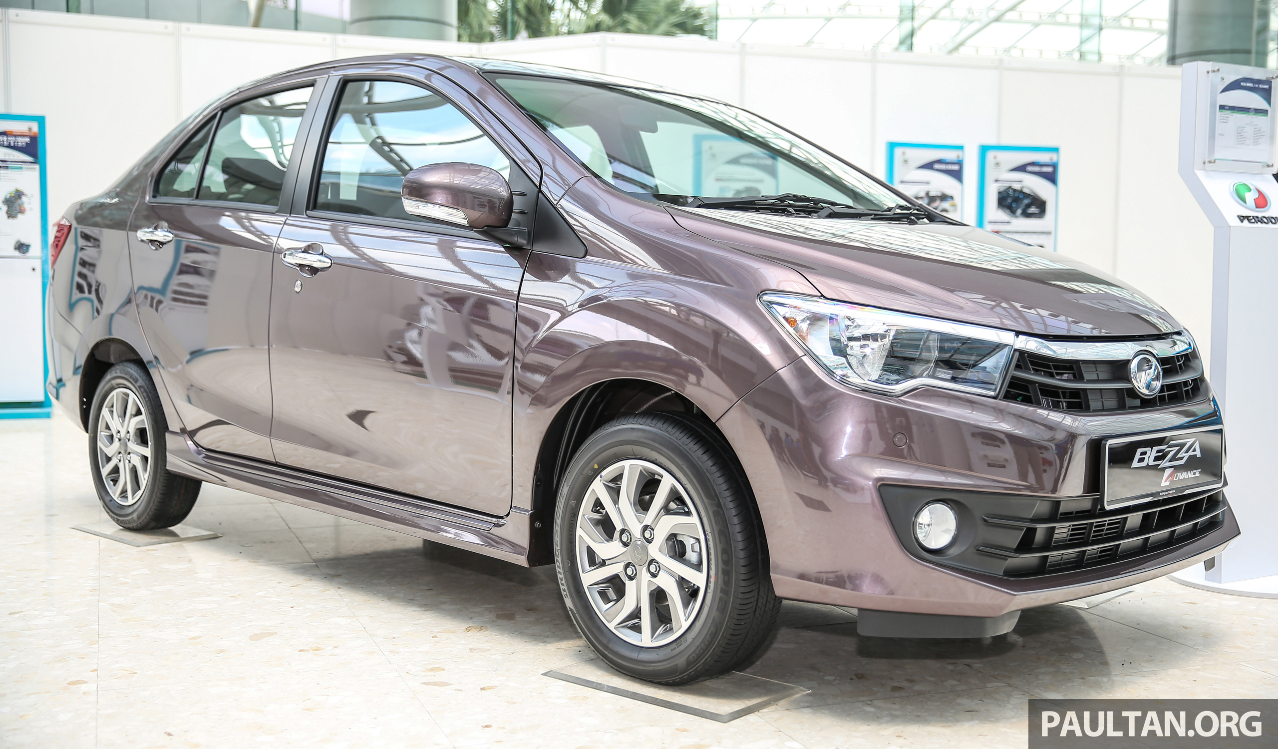 What Is Hybrid Cars Means >> Perodua Bezza officially launched - first ever sedan, 1.0 VVT-i and 1.3 Dual VVT-i, RM37k to ...