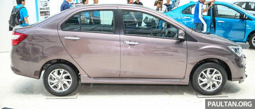 Perodua Bezza dilancarkan, enjin 1.0L VVT-i dan 1.3L Dual VVT-i, harga bermula dari RM37K hingga RM51K Image #522620