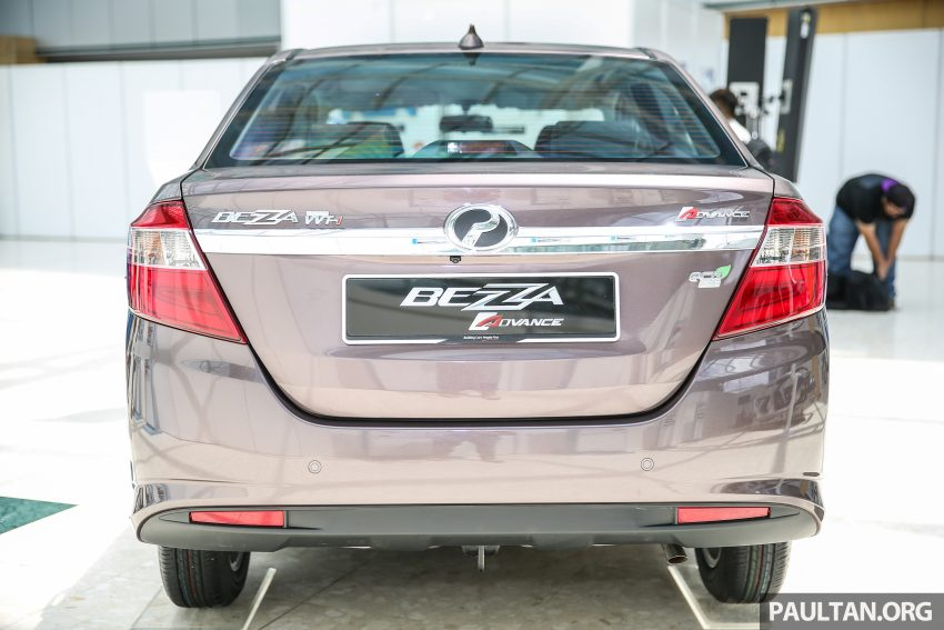Perodua Bezza officially launched – first ever sedan, 1.0 VVT-i and 1.3 Dual VVT-i, RM37k to RM51k EEV Image #522993