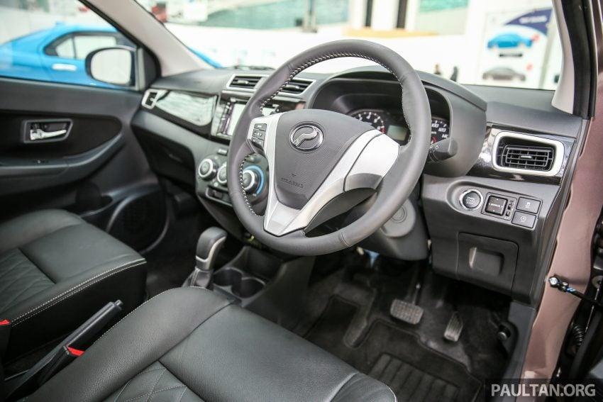 Perodua Bezza dilancarkan, enjin 1.0L VVT-i dan 1.3L Dual VVT-i, harga bermula dari RM37K hingga RM51K Image #522626