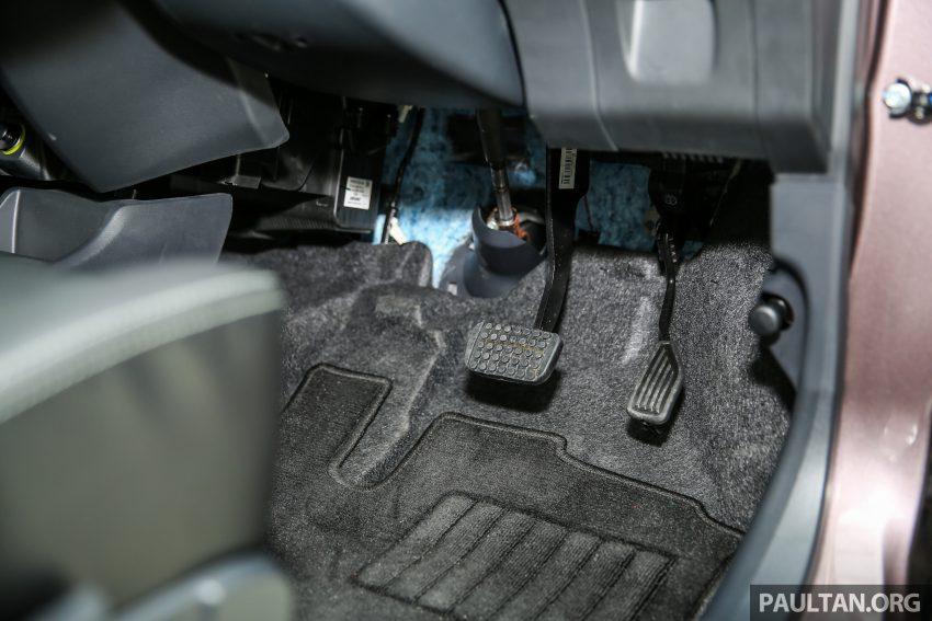 Perodua Bezza dilancarkan, enjin 1.0L VVT-i dan 1.3L Dual VVT-i, harga bermula dari RM37K hingga RM51K Image #522636