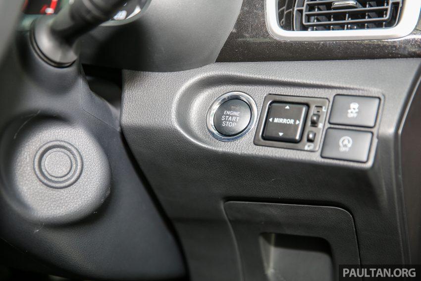 Perodua Bezza –  variant-by-variant equipment list Image #520168
