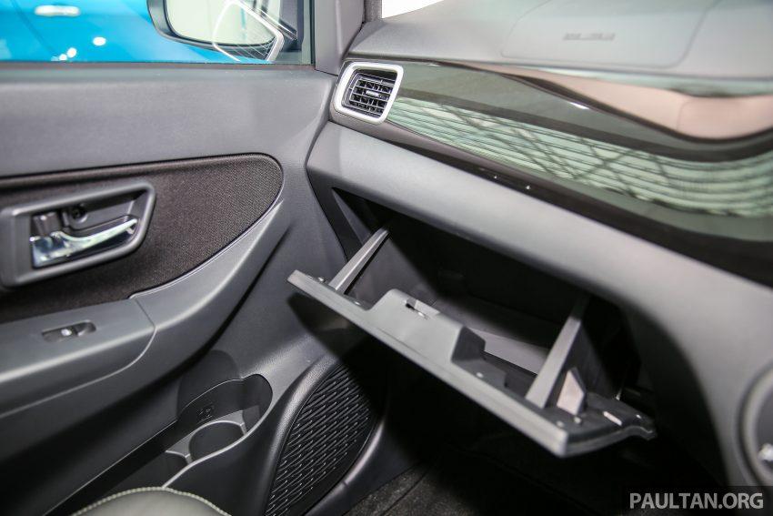 Perodua Bezza dilancarkan, enjin 1.0L VVT-i dan 1.3L Dual VVT-i, harga bermula dari RM37K hingga RM51K Image #522637