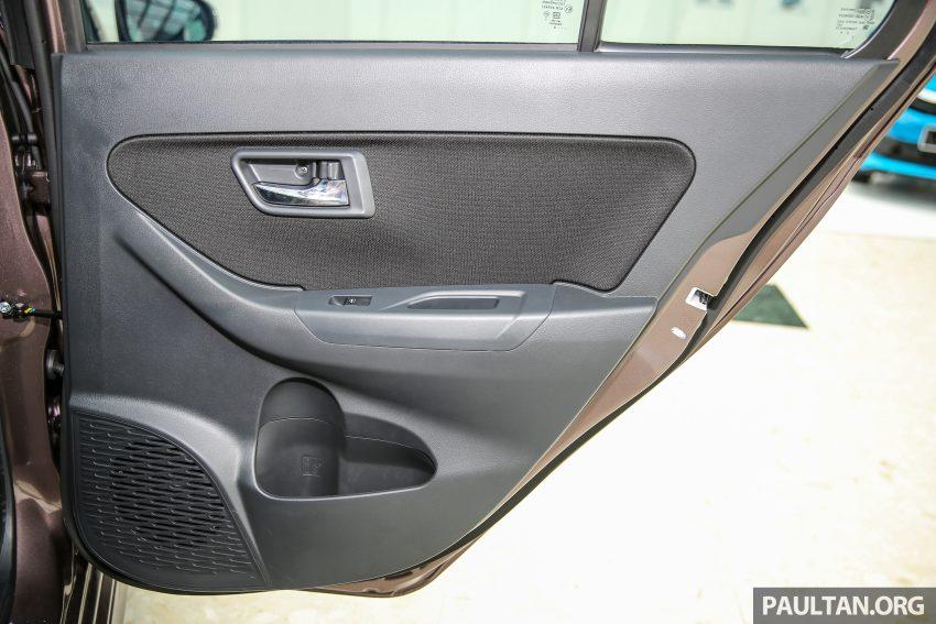 Perodua Bezza dilancarkan, enjin 1.0L VVT-i dan 1.3L Dual VVT-i, harga bermula dari RM37K hingga RM51K Image #522640