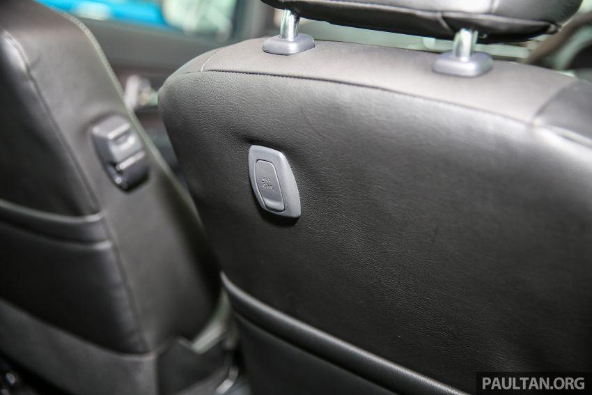 Perodua Bezza – senarai elemen varian demi varian Image #519897