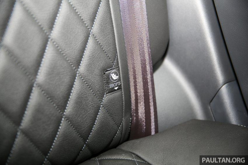 Perodua Bezza – senarai elemen varian demi varian Image #519902