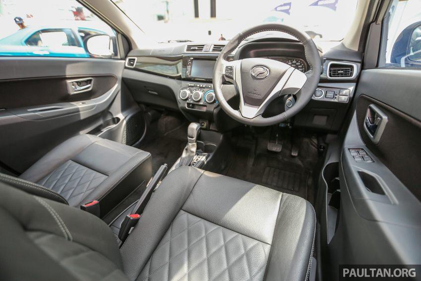 Perodua Bezza dilancarkan, enjin 1.0L VVT-i dan 1.3L Dual VVT-i, harga bermula dari RM37K hingga RM51K Image #522644