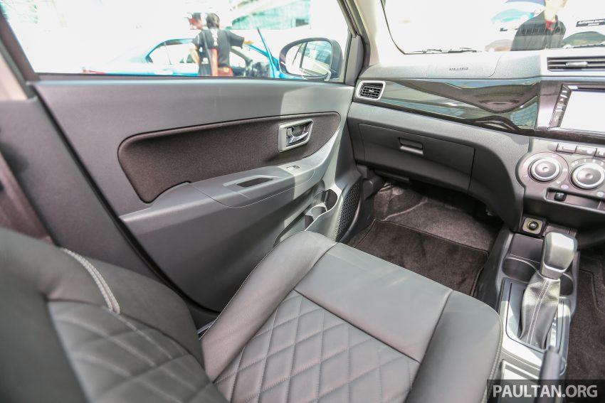 Perodua Bezza dilancarkan, enjin 1.0L VVT-i dan 1.3L Dual VVT-i, harga bermula dari RM37K hingga RM51K Image #522646