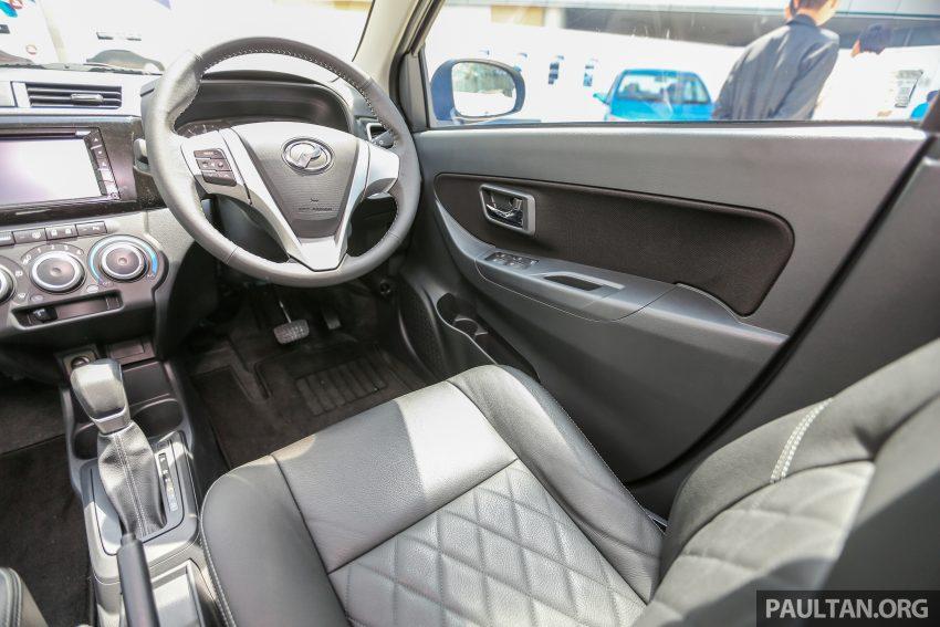 Perodua Bezza dilancarkan, enjin 1.0L VVT-i dan 1.3L Dual VVT-i, harga bermula dari RM37K hingga RM51K Image #522647