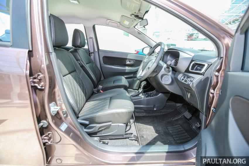 Perodua Bezza dilancarkan, enjin 1.0L VVT-i dan 1.3L Dual VVT-i, harga bermula dari RM37K hingga RM51K Image #522648