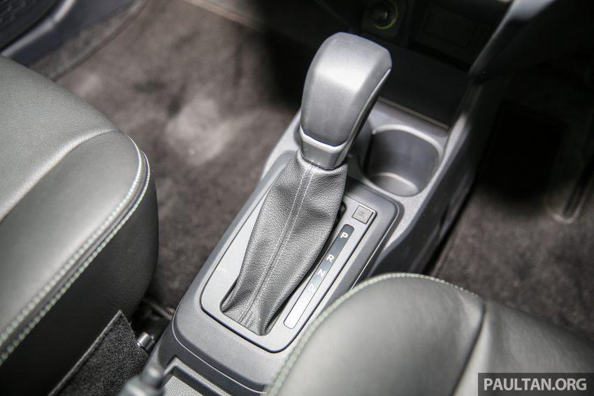 Perodua Bezza – senarai elemen varian demi varian Image #519877