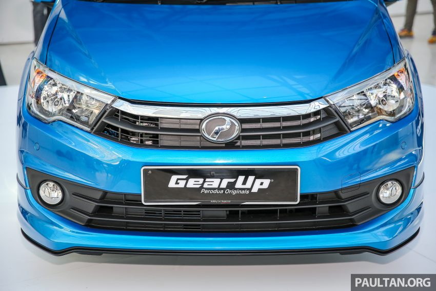 Perodua Bezza – GearUp bodykit and accessories Image #519619