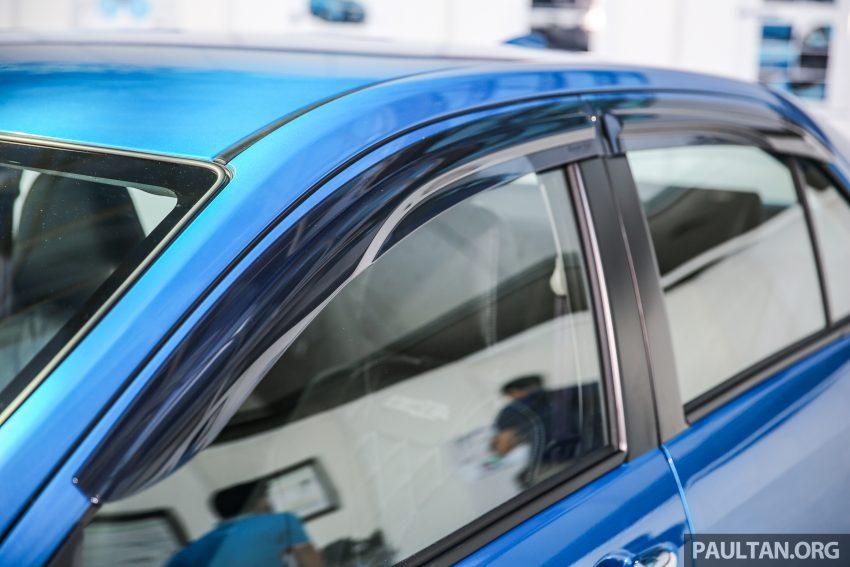 Perodua Bezza dilancarkan, enjin 1.0L VVT-i dan 1.3L Dual VVT-i, harga bermula dari RM37K hingga RM51K Image #522700