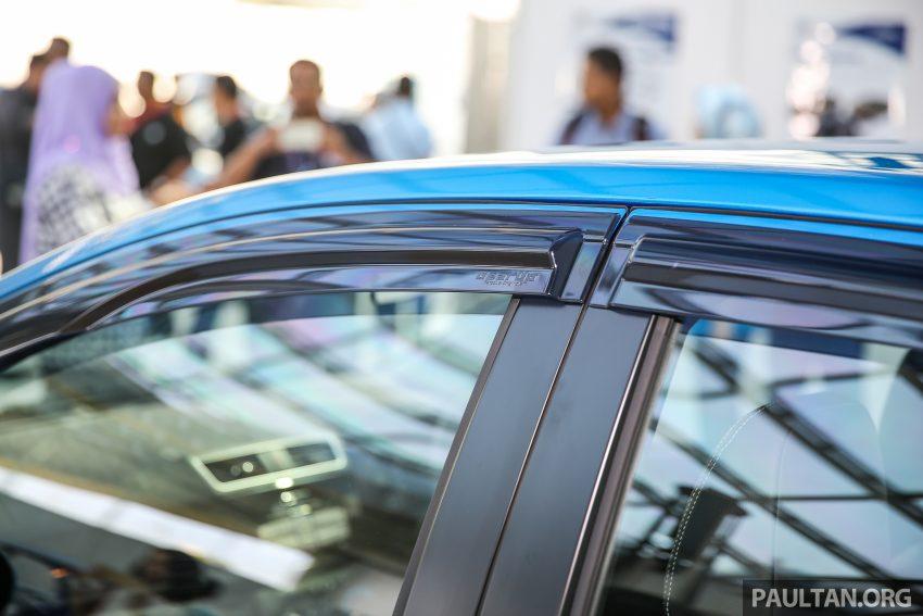 Perodua Bezza dilancarkan, enjin 1.0L VVT-i dan 1.3L Dual VVT-i, harga bermula dari RM37K hingga RM51K Image #522701