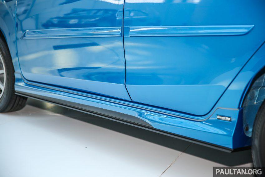 Perodua Bezza – GearUp bodykit and accessories Image #519638