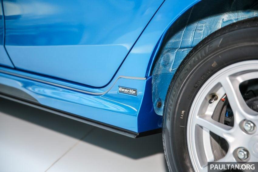 Perodua Bezza – GearUp bodykit and accessories Image #519640