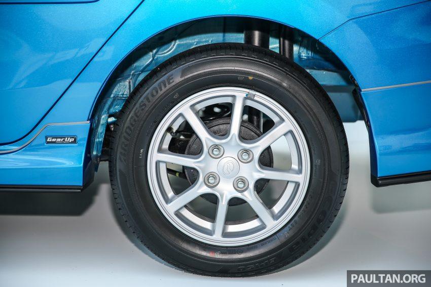 Perodua Bezza dilancarkan, enjin 1.0L VVT-i dan 1.3L Dual VVT-i, harga bermula dari RM37K hingga RM51K Image #522703