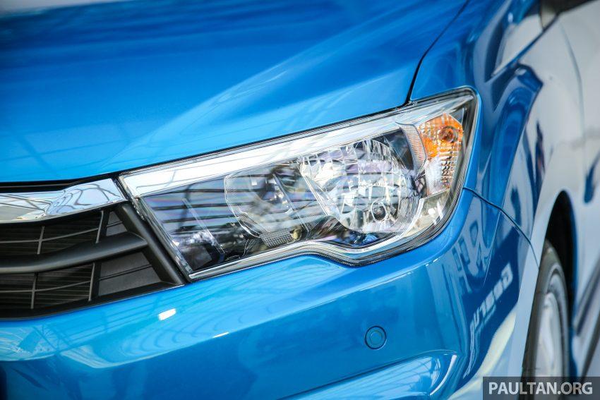 Perodua Bezza – GearUp bodykit and accessories Image #519621