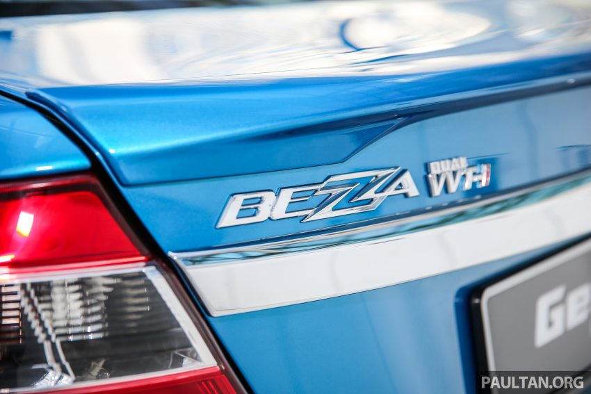 Perodua Bezza officially launched – first ever sedan, 1.0 VVT-i and 1.3 Dual VVT-i, RM37k to RM51k EEV Image #523069