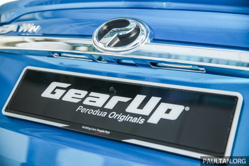 Perodua Bezza – GearUp bodykit and accessories Image #519658