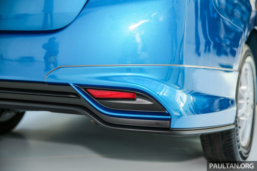 Perodua Bezza – GearUp bodykit and accessories Image #519659